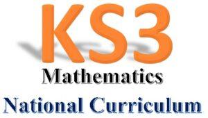 KS-3 National Curriculum