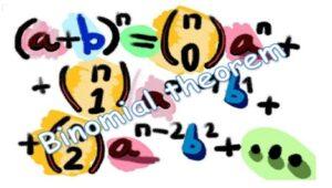 1.3 The binomial theorem
