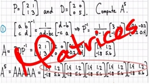 1.4 Matrices