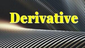 5.2 Derivative