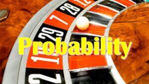 TOPIC 10: PROBABILITY