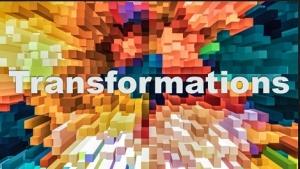6.2 Transformations