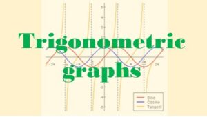 8.4 Trigonometric graphs