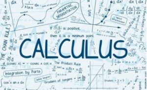 Topic 5: Calculus
