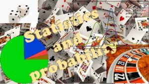 Topic 4 - Statistics and probability