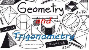 Topic 3: Geometry and trigonometry