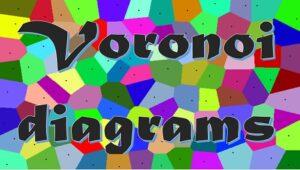 3.3 Voronoi diagrams
